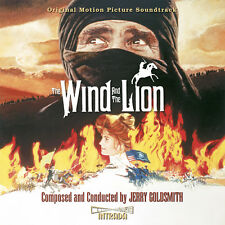 The Wind & The Lion - 2 x CD Complete Score - Limited Edition - Jerry Goldsmith