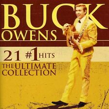 Buck Owens - 21 #1 Hits: The Ultimate Collection [New CD] Rmst