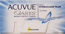 NEUJAHRS-SPECIAL!! ACUVUE OASYS  mit Hydraclear Plus  1x12er Box +1 PAAR EXTRA