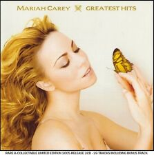 Mariah Carey - The Very Best Greatest Hits Collection RARE 2001 2CD 90's R&B Pop