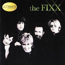 Ultimate Collection by The Fixx (CD, Nov-1999, Hip-O)