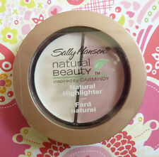 SALLY HANSEN NATURAL BEAUTY HIGHLIGHTER BY CARMINDY - PINK LUSTER 1050-04