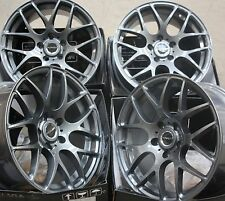 "18"" GM KAISER ALLOY WHEELS FIT BMW E81 E82 E87 E88 F20 F21 F45 F36 F32 F33 X3 E8"