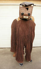 Vtg Professional Horse 2 person man mascot Costume funny custom handmade