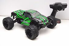 E10MTL-V Automodello Elettrico Brushless 4x4 HIMOTO Monster Truck Bowie/RC MODEL