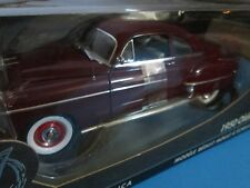 ERTL American Muscle Authentics Maroon 1950 OLDSMOBILE 1/18 Scale Unopened Box