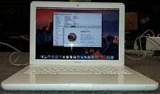 "Apple MacBook7 A1342 13"" Mid 2010 2.4 GHz Core 2 Duo / 4GB/250GB mac OS Sierra"