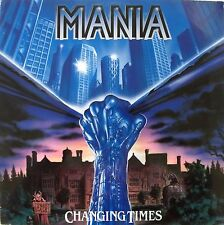 MANIA LP VINYL CHANGING TIMES - NEUF!! - SEALED!!