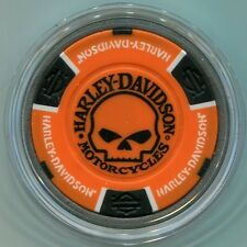 Harley Davidson Skull Card Guard in Protective Case 4 colors available