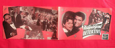CONNY UND PETER MUSIK 1960 CORNELIA FROBOESS PETER KRAUS EXYU MOVIE PROGRAM