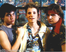 COREY FELDMAN SIGNED AUTHENTIC 'THE LOST BOYS' 8X10 PHOTO w/COA ACTOR GOONIES