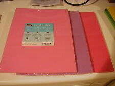 LOT OF 3 Stampin' Up! CARDSTOCK Packs 8 1/2x11 paper