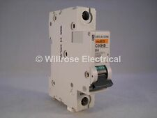 Merlin Gerin MCB 6 Amp Single Pole Breaker Type B 6A Multi9 C60HB106 25842