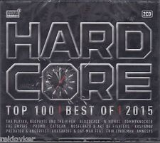 Hardcore Top 100 - Best of 2015 - Riot Squad, Neophyte & Icha u.a(2 CDs,NEU!OVP)