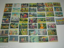 Complete Collection 45x Pocket Calendar / Card - THE BISKITTS Hanna Barbera 1989