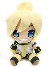 Vocaloid 8'' Len w/ Microphone Prize Plush NEW