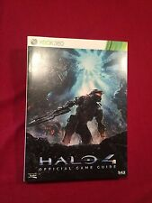 Halo 4 Xbox 360 Prima Official Strategy Game Guide Book