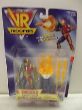 KENNER SABAN'S VR TROOPERS DELUXE MEGA-TECH RYAN STEELE POWER RANGERS FIGURE