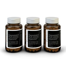 CLA 1000mg - 6 Months Supply - 84% Rich Conjugated Linoleic Acid - Hit fat hard