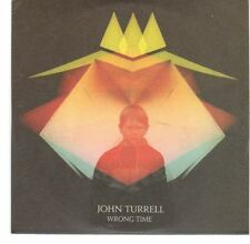 (EA489) John Turrell, Wrong Time - 2013 DJ CD