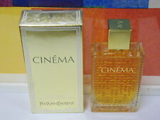 CINEMA YVES SAINT LAURENT YSL EDP 1.6 OZ / 50 ML SPRAY NEW IN BOX