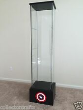 Detolf Case Base for Marvel Sideshow Hot Toys Collections  *Captain America