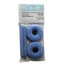 Ear Pads Sennheiser HD-25 Headphones Velour Sky Blue pair Zomo HD-25SP