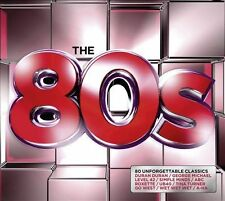 The '80s [Sony] by Various Artists (CD, Aug-2013, 4 Discs, Sony Music)