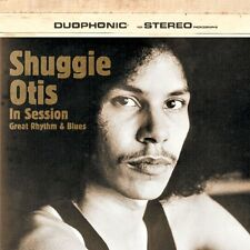 Shuggie Otis - In Session - Great Rhythm & Blues (2LP Vinyl) CLP2783