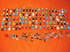 Lego Sammlung 100 Figuren guter Zustand siehe Bilder
