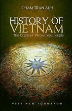 History of Vietnam by Anh Pham (2015, Paperback)