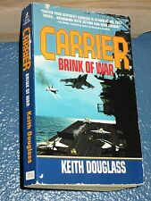 Brink of War by Keith Douglass *FREE SHIPPING* 0515124702