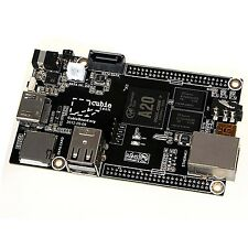 Cubieboard2 A20 Dual Core Board ARM 1G Cortex-A7 Cubieboard Surpass Raspberry PI