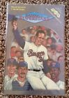 1992 NOLAN RYAN COMIC BOOK, BASEBALL SUPERSTARS, 7 NO HITTERS, EXCELLENT