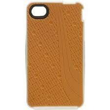 Puma Footprint Iphone Case Tan 4 & 4S
