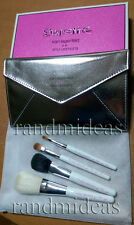 Shu Uemura Shuputte With-Love-From-Paris Brush Set-Karl Lagerfeld-LE-NEW-RARE~*