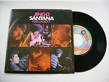 "SANTANA - JINGO - REISSUE 7"" VINYL ITALY 1999 - NEW UNPLAYED"
