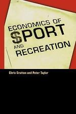 The Economics of Sport and Recreation: An Economic Analysis