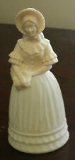 Vintage Avon Fashion Figurine Victorian Field Flowers Col With Out Box And Empty