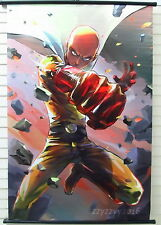 ONE PUNCH-MAN Anime Manga Wallscroll Stoffposter 60x90cm