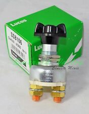 Classic Mini New Master Battery Cut Off Switch Rotary Lucas Brand