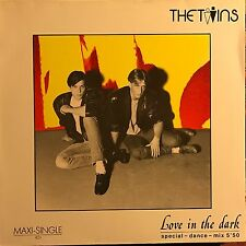 THE TWINS • Love In The Dark • VINILE 12 Mix • 601 697