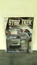 *#42 STAR TREK STARSHIPS COLLECTION U.S.S. PASTEUR NCC-58925 ENTERPRISE WARS