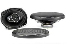 "Kenwood KFC-6985PS 600 Watts 6"" x 9"" 4-Way Coaxial Car Audio Speakers 6""x9"" New"