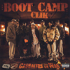 BOOT CAMP CLIK-Casualties Of War CD NEW