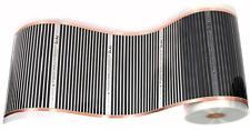Elettrico Infrarossi Riscaldamento a pavimento, pellicola 140Watt/m², 1m, 220V