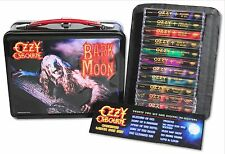 OZZY OSBOURNE - 22 Bit SBM Digital Re-Mastered 11 cassette lunch box set