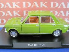 Die cast 1/24 Fiat 128 1969