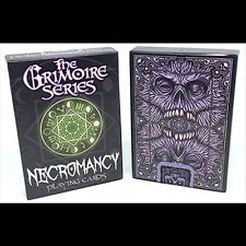 The Grimoire Series (Necromancy) Playing Cards Poker Spielkarten