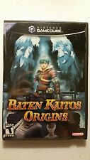 Baten Kaitos Origins (Nintendo GameCube, 2006) (NEW, SEALED)